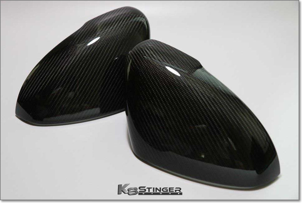 Real carbon fiber stinger