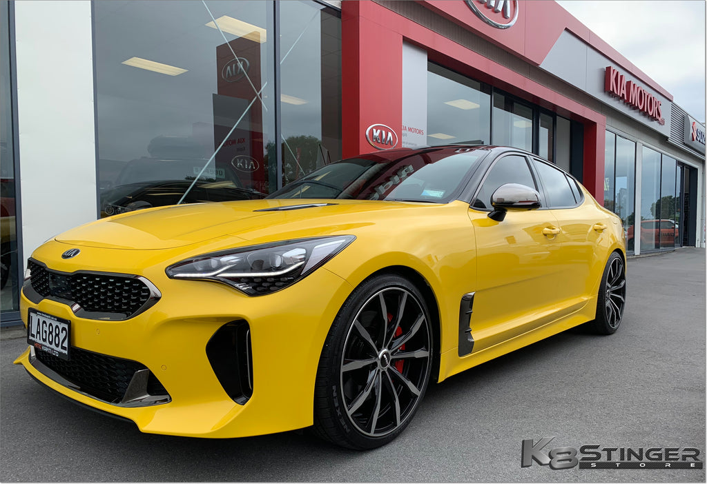 Kia Stinger H&R Sport Lowering Springs