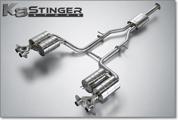 Stinger 2.0T exhaust