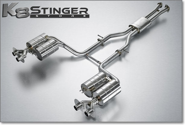 Jun bl gt stinger exhaust