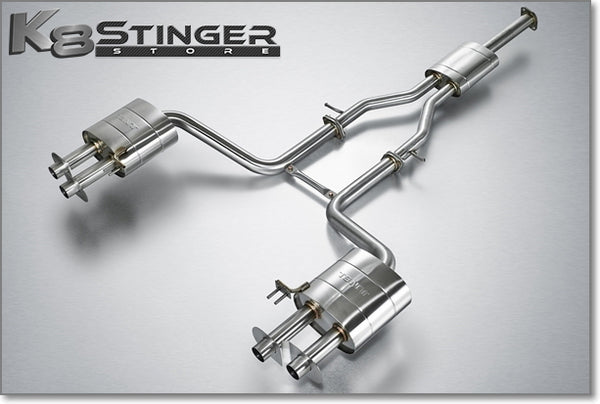 Kia Stinger 2.0T - Jun Bl Racing Catback Exhaust System