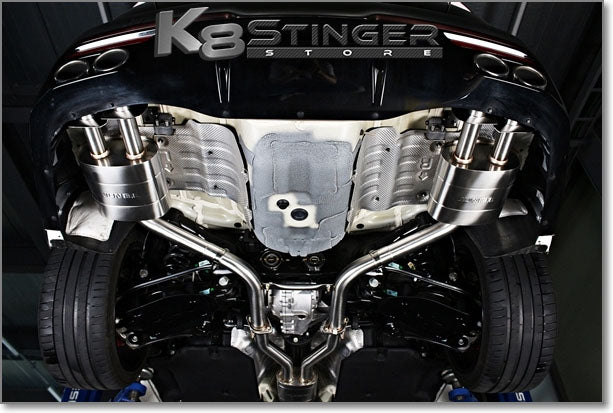 Stinger Racing Exhaust System