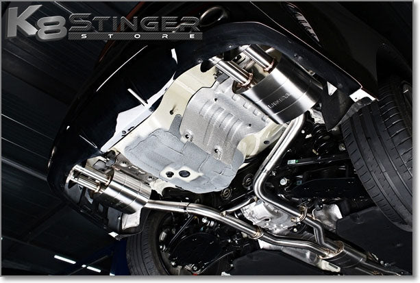jun bl stinger exhaust