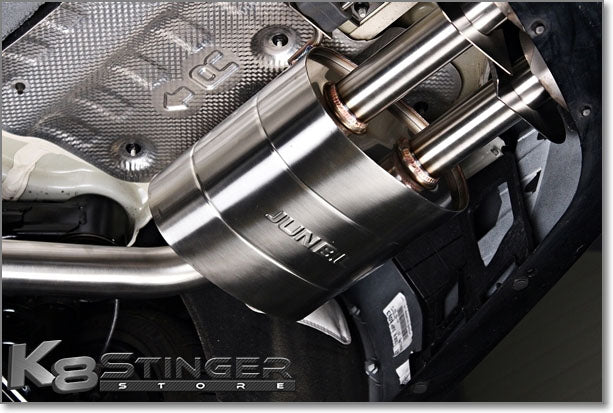 Racing Exhaust Stinger
