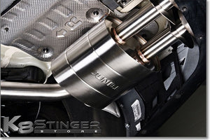 jun bl stinger racing exhaust
