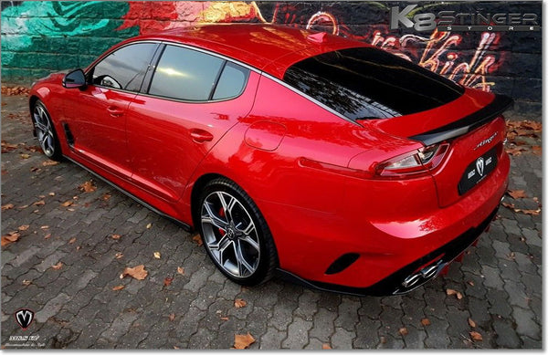 Kia Stinger M&S Type-S Trunk Spoiler