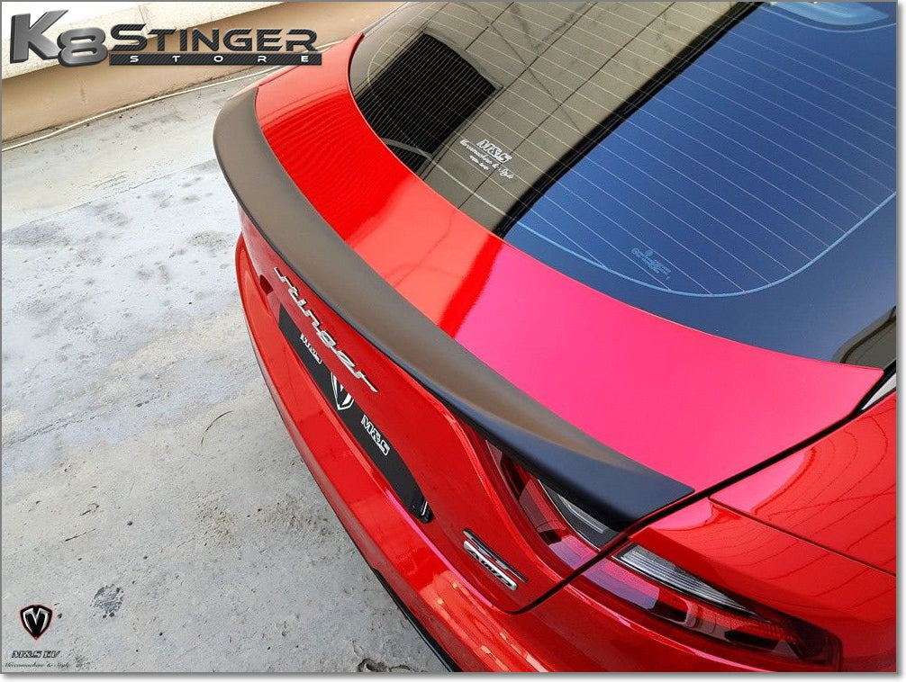 Kia Stinger aftermarket supplies