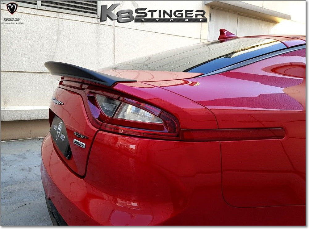 Kia Stinger aftermarket parts