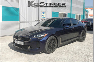 Kia Stinger dropped