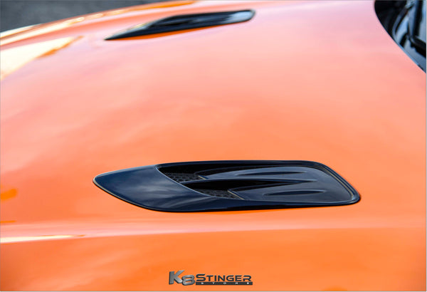 StingerHaus Performance Hood Vents