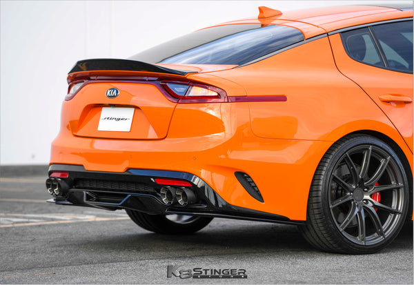 StingerHaus Performance Rear Diffuser