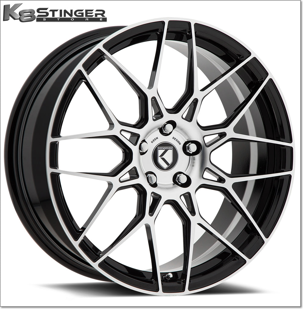Keen Design Stinger rims