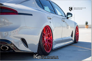 Keen Design KD-07 Forged Wheels