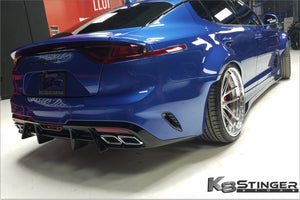 Kia Stinger Eibach PRO-PLUS Kit