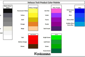 Stinger velossa Tech Colors