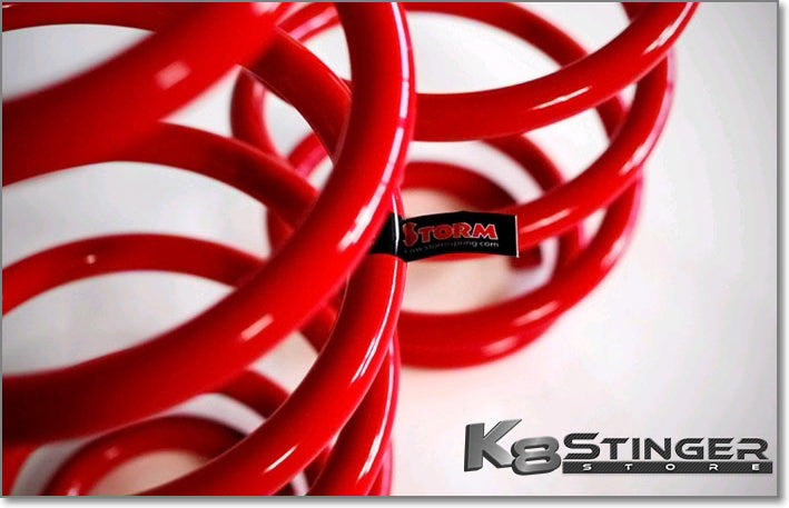 Stinger lowering springs