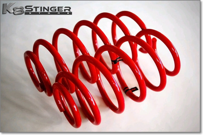 Kia Stinger lowering springs