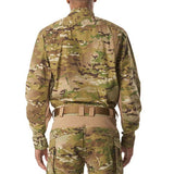 CAMISA MULTICAM XPRT TACTICAL MANGA COMPRIDA