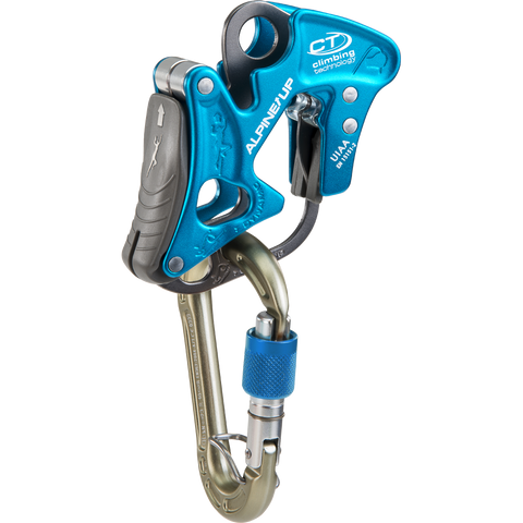 ASSEGURADOR/DESCENSOR ALPINE UP - CT