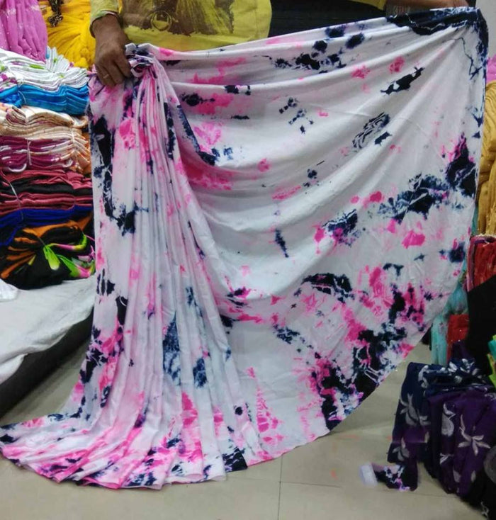 New Arrival partywere Saree With Silk Fabric saree