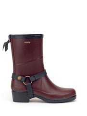 Miss Julie Rubber Boots <br> Sureau/Black