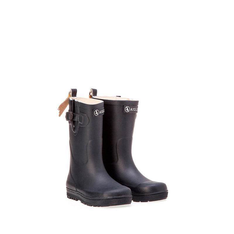 Woodypop Rubber Boots <br> Marine