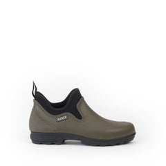Lessfor Plus M Men's Rubber Clogs <br> Khaki