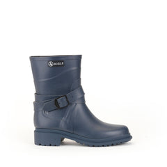Macadames Mid Rubber Boots <br> Slate