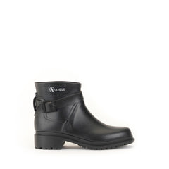 Macadames Rubber Ankle Boots