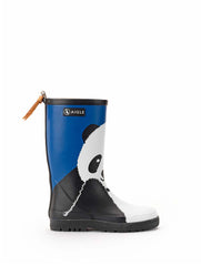 Woodypop Fun Rubber Boots <br> Panda