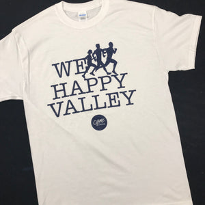 We Run Happy Valley Tee