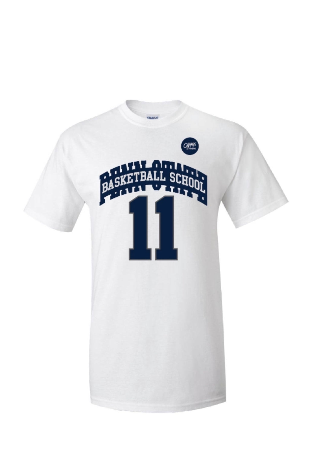 Basketball School Tee