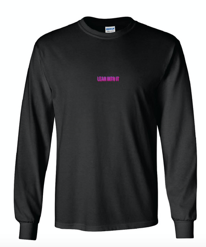 Lean Into It Long Sleeve Tee