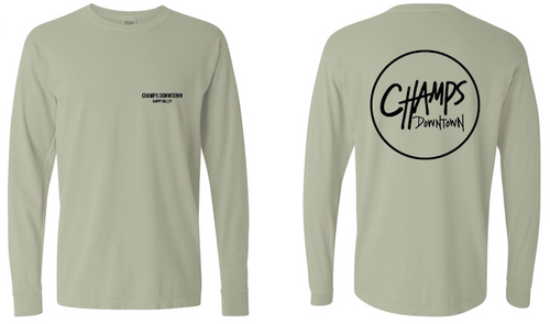 Champs Premium Long Sleeve SZN 3 (multiple colors)