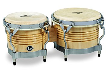 BONGOS LP M201-AWC NATURAL CHROME