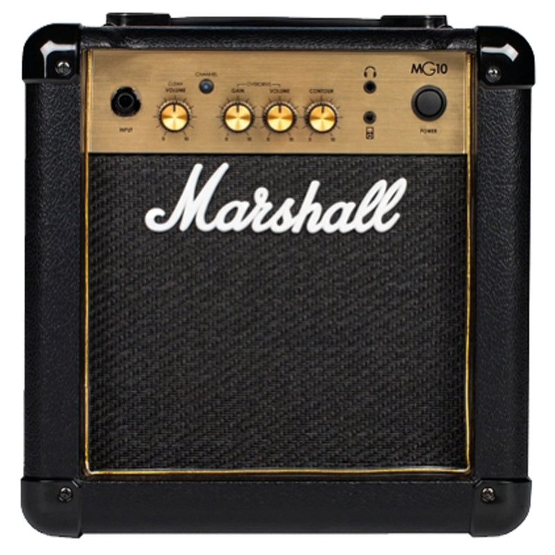 AMPLIFICADOR MARSHALL MG10G GOLD 15W