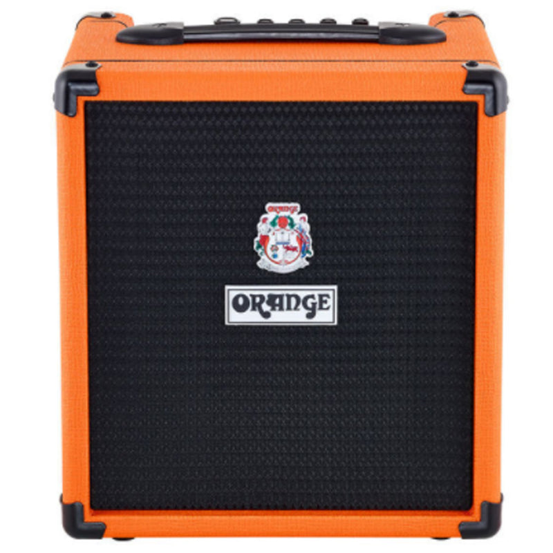 AMPLIFICADOR ORANGE CRUSH BASS 25 P/BAJO