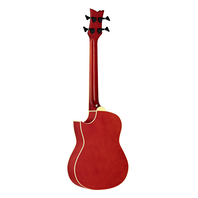 BAJO ORTEGA DEEP TRAVELER RED