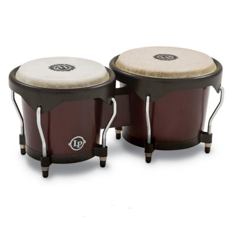 BONGOS LP LP601NY-DW 1/2+7 DARK WOOD