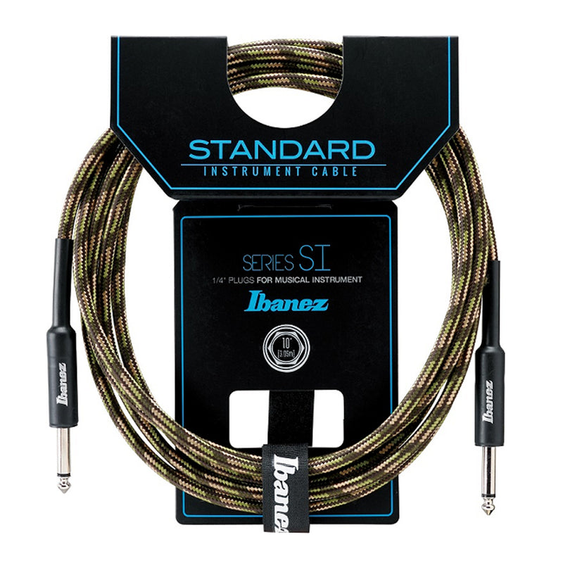 CABLE IBANEZ SI10-CGR 3.05 MTS RECTO