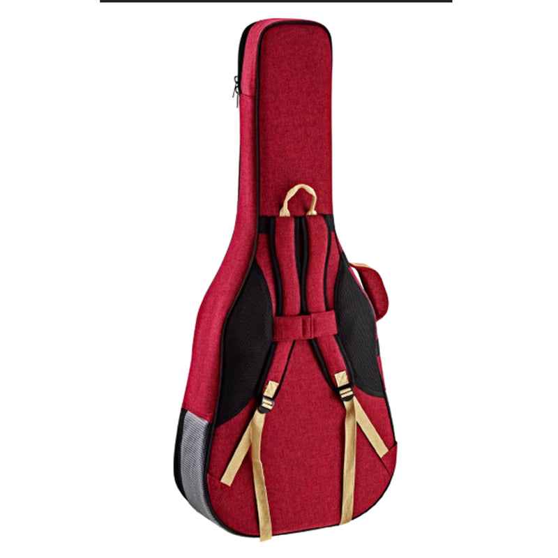 ESTUCHE ORTEGA SEMI RIGIDO DREAD WINE