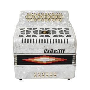 ACORDEON FARINELLI FRAC004 3012 BLANCO