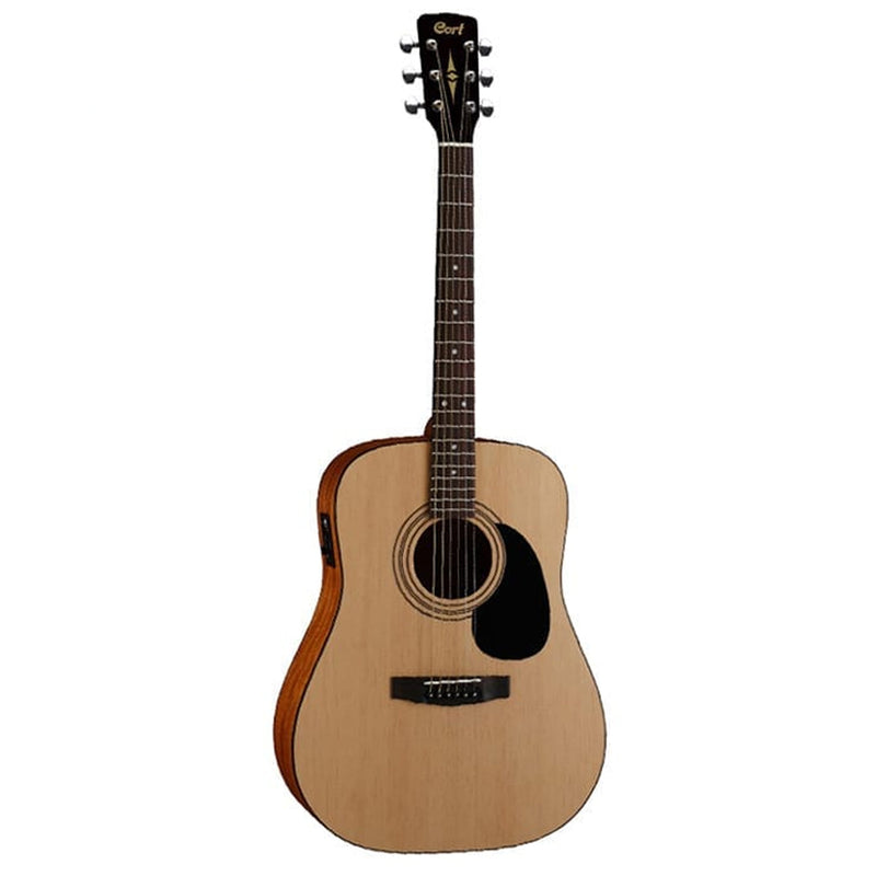 GUITARRA CORT AD810E-OP NATURAL MATE EAC