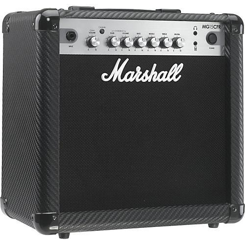 AMPLIFICADOR MARSHALL MG15CFR 15W P/GUIT