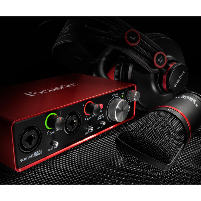 INTERFACE FOCUSRITE MOSC0020 SCARLETT C/
