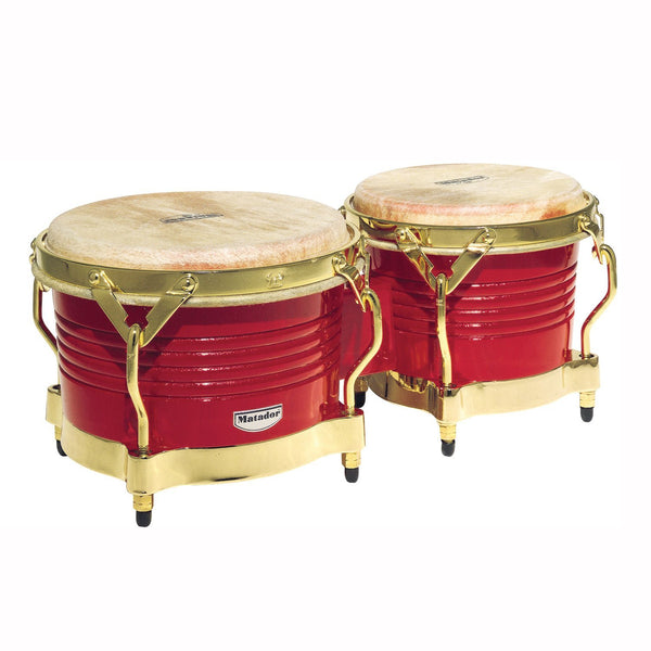 BONGOS LP M201 DARK BROWN CHROME