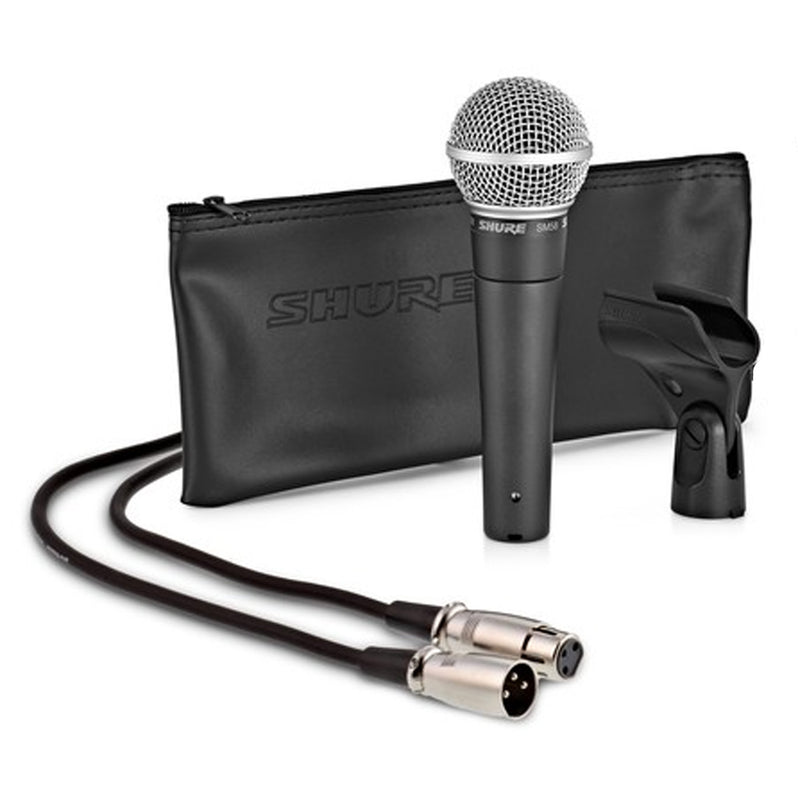 MICROFONO SHURE SM58S C/SWITCH