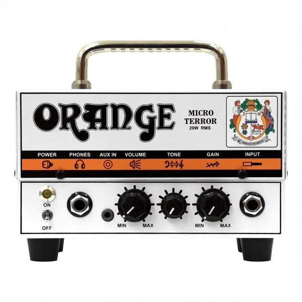 AMPLIFICADOR ORANGE MT20 20W P/GUIT ELEC