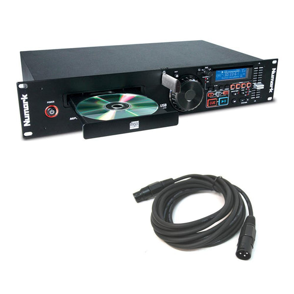 REPRODUCTOR NUMARK MP103USB PROFESIONAL