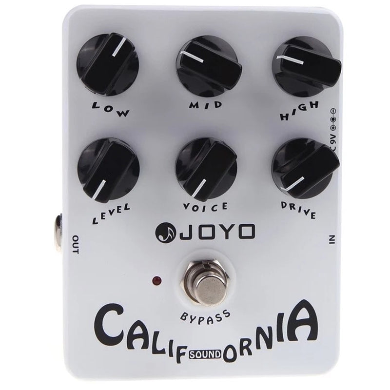 PEDAL JOYO JF15 P/GUITARRA CALIFORNIA SO
